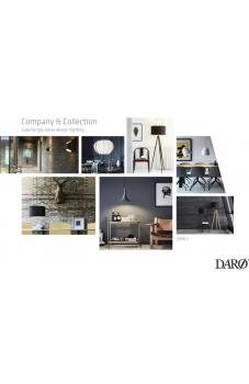 PD Lighting Daroe catalogus 2018