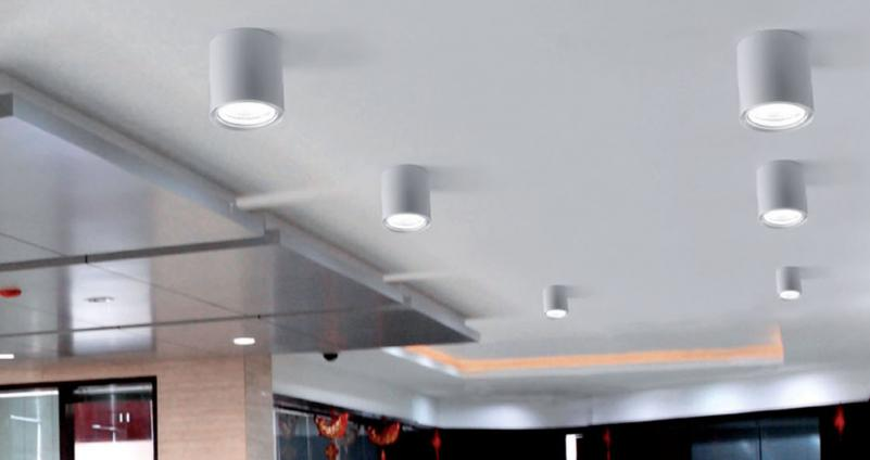 Hall LED ceiling